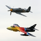 Hunter & Sea Fury